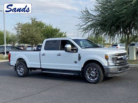 2021 Ford F-250 Super Duty for sale at Sands Chevrolet in Surprise AZ
