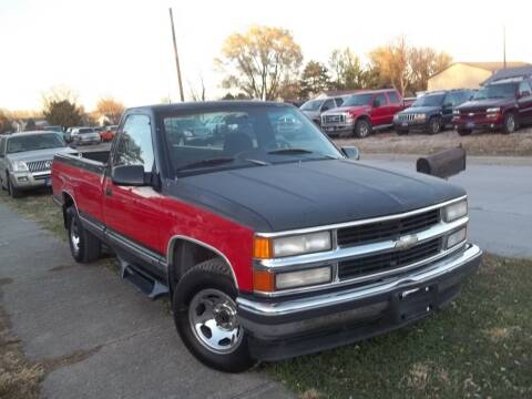 1995 Chevrolet C/K 1500 Series for sale at BRETT SPAULDING SALES in Onawa IA