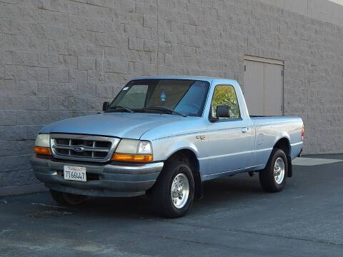 1998 Ford Ranger for sale at Gilroy Motorsports in Gilroy CA