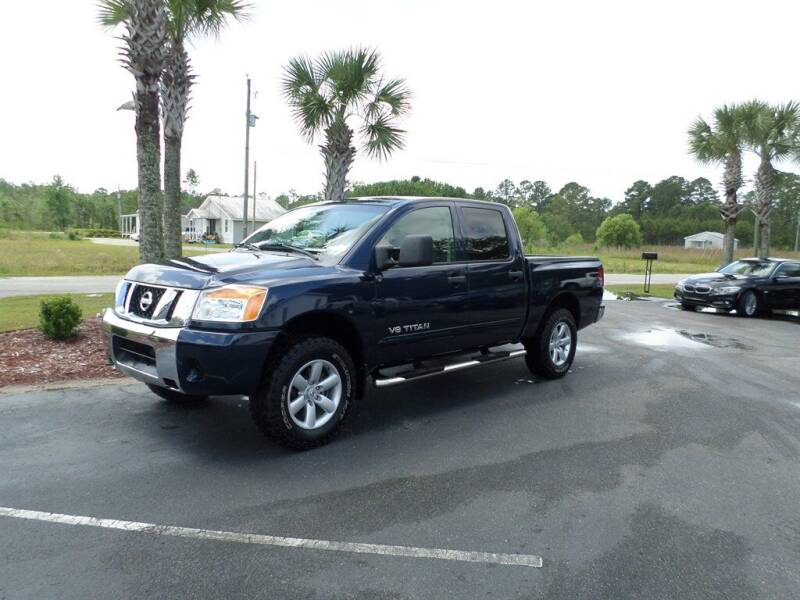 2008 Nissan Titan for sale at First Choice Auto Inc in Little River SC