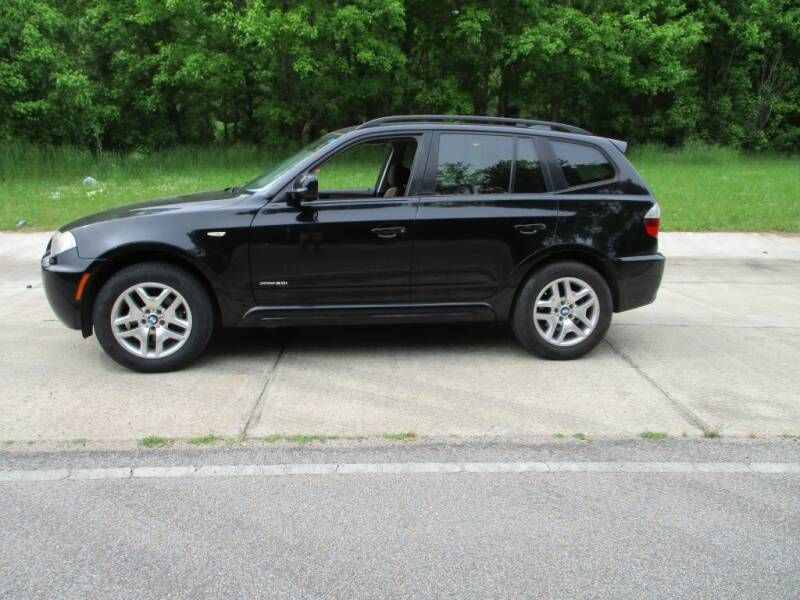 2010 BMW X3 for sale at A & P Automotive in Montgomery AL