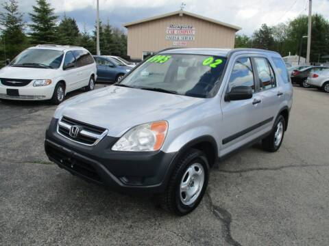 2002 Honda CR-V for sale at Richfield Car Co in Hubertus WI