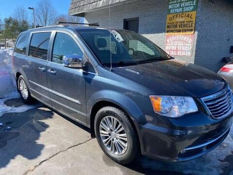 2014 Chrysler Town and Country for sale at EAST CHESTER AUTO GROUP INC. in Kingston NY