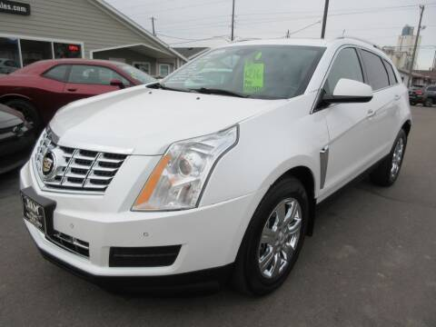 2016 Cadillac SRX for sale at Dam Auto Sales in Sioux City IA