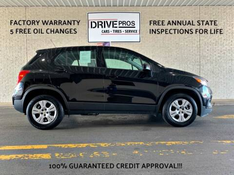 2017 Chevrolet Trax for sale at Drive Pros in Charles Town WV