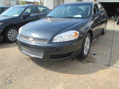 2016 Chevrolet Impala Limited for sale at Downtown Motors in Macon GA