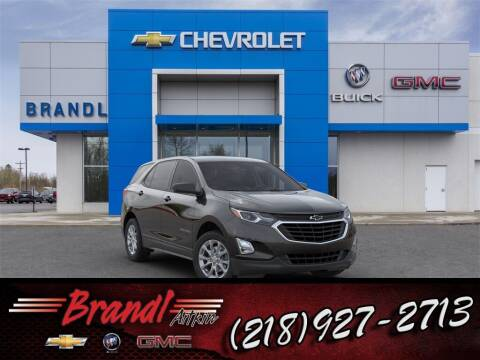 2020 Chevrolet Equinox for sale at Brandl GM in Aitkin MN