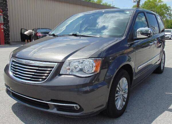 2016 Chrysler Town and Country for sale at Kenny's Auto Wrecking in Lima OH