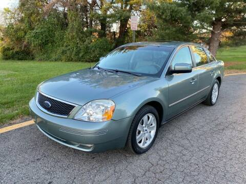 2006 Ford Five Hundred for sale at D&S IMPORTS, LLC in Strasburg VA