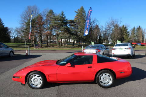 1992 Chevrolet Corvette for sale at GEG Automotive in Gilbertsville PA