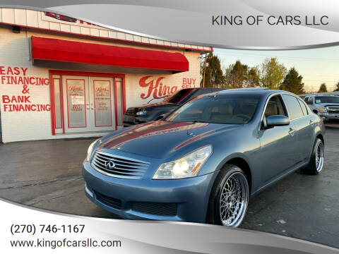 2007 Infiniti G35 for sale at King of Cars LLC in Bowling Green KY