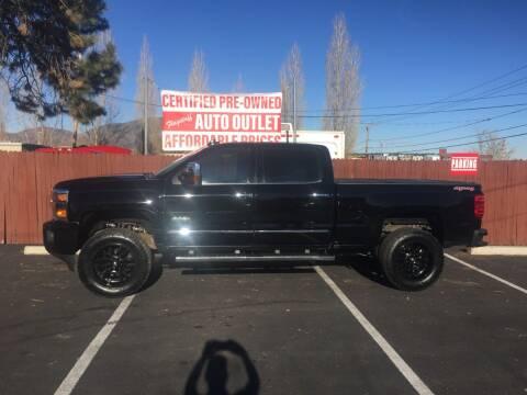 2016 Chevrolet Silverado 3500HD for sale at Flagstaff Auto Outlet in Flagstaff AZ