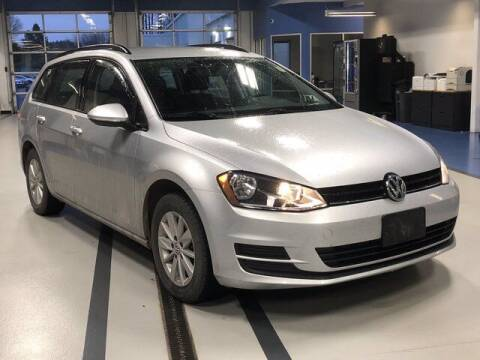 2016 Volkswagen Golf SportWagen for sale at Simply Better Auto in Troy NY
