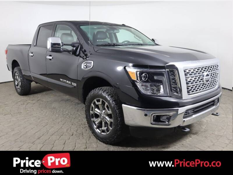 2017 Nissan Titan XD for sale in Maumee, OH