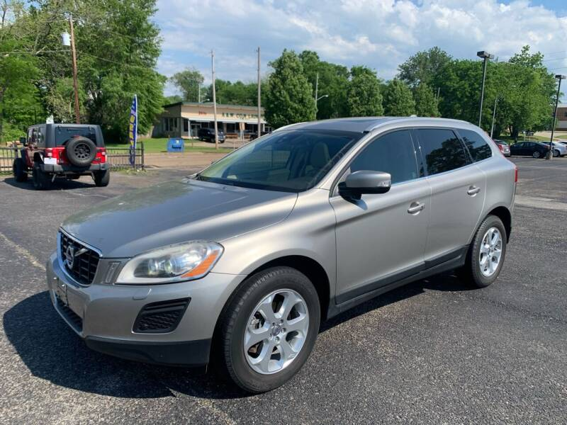 2013 Volvo XC60 for sale at Brannon Motors Inc in Marshall TX