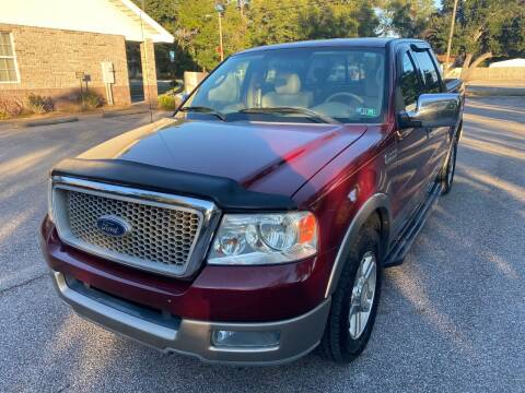2004 Ford F-150 for sale at Asap Motors Inc in Fort Walton Beach FL
