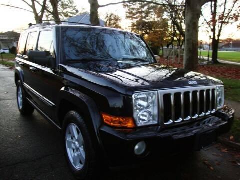 2008 Jeep Commander for sale at Discount Auto Sales in Passaic NJ