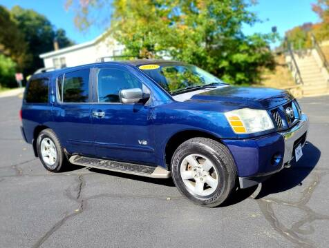 2007 Nissan Armada for sale at Flying Wheels in Danville NH