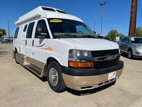2007 Chevrolet Express Cargo for sale at AP Auto Brokers in Longmont CO