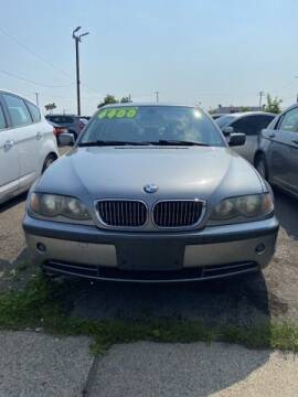 2004 BMW 3 Series for sale at Mastro Motors in Garden City MI