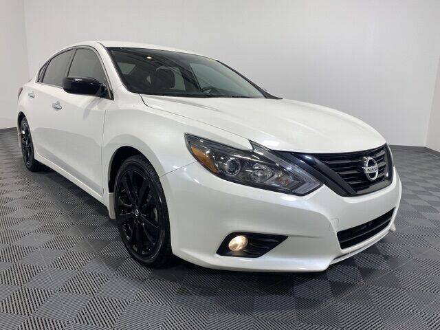 2018 Nissan Altima for sale at Renn Kirby Kia in Gettysburg PA