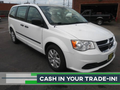 2014 Dodge Grand Caravan for sale at ENZO AUTO in Parma OH