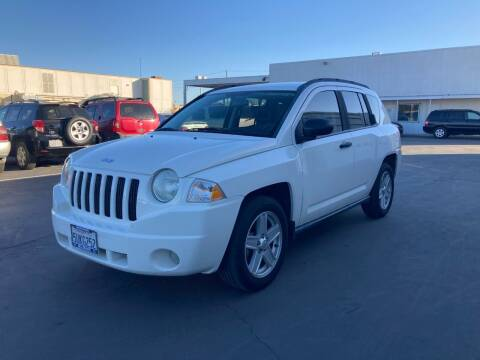 2007 Jeep Compass for sale at PRICE TIME AUTO SALES in Sacramento CA