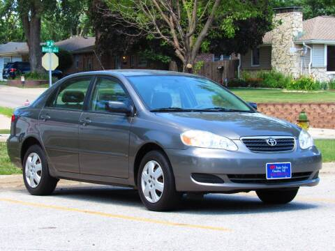 2005 Toyota Corolla for sale at NY AUTO SALES in Omaha NE