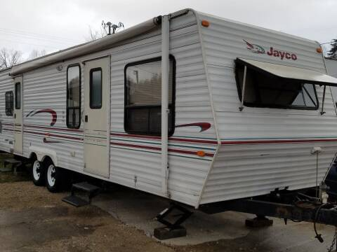 1998 Jayco Eagle for sale at Atkins Auto Sales in Sandy Hook KY