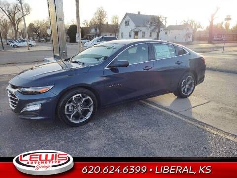 2021 Chevrolet Malibu for sale at Lewis Chevrolet Buick Cadillac of Liberal in Liberal KS