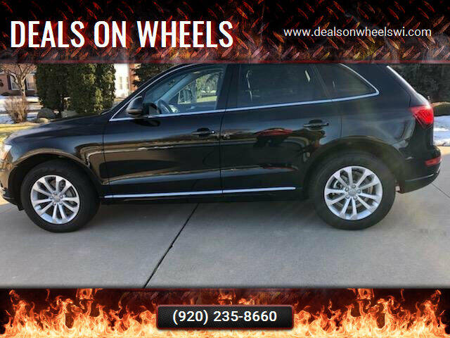 2014 Audi Q5 for sale at Deals on Wheels in Oshkosh WI