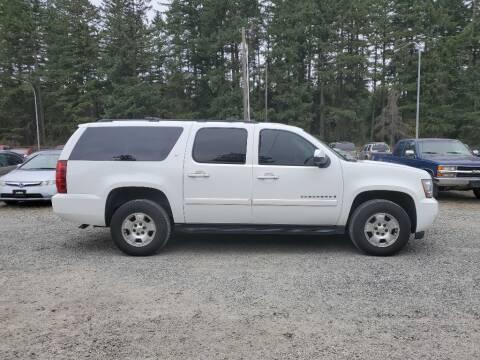 2008 Chevrolet Suburban for sale at WILSON MOTORS in Spanaway WA