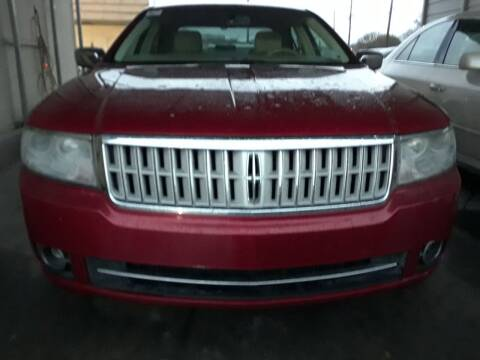 2008 Lincoln MKZ for sale at Auto Haus Imports in Grand Prairie TX
