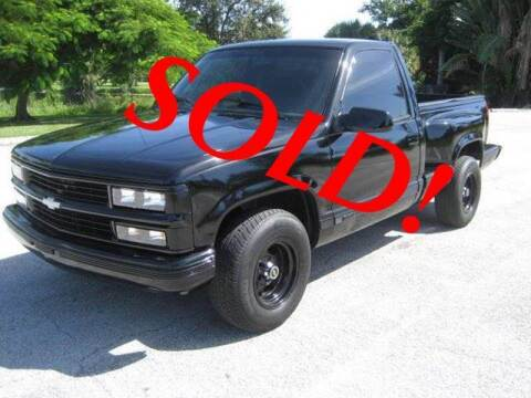 1992 GMC Sierra 1500 for sale at RPM Motors LLC in West Palm Beach FL
