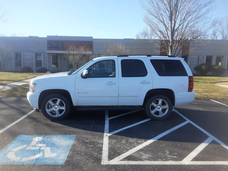 2008 Chevrolet Tahoe for sale at EVB Auto Sales in Norristown PA