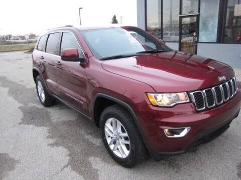 2018 Jeep Grand Cherokee for sale at FINNEY'S AUTO & TRUCK in Atlanta IN