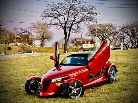 2001 Plymouth Prowler for sale at ARCH AUTO SALES in St. Louis MO