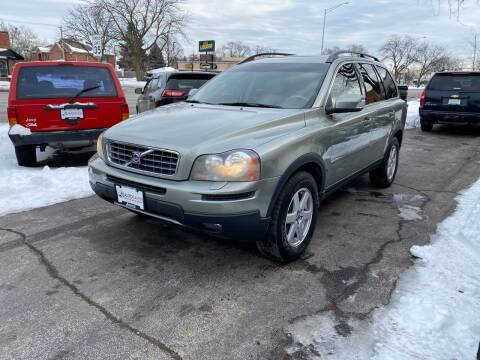 2007 Volvo XC90 for sale at AUTOSAVIN in Elmhurst IL