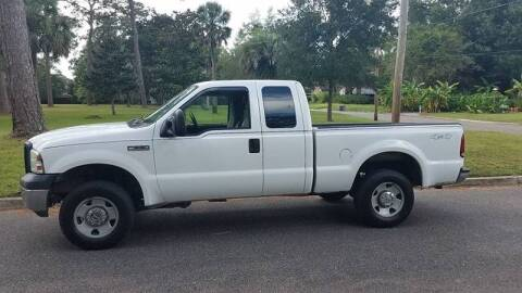 2006 Ford F-250 Super Duty for sale at Import Auto Brokers Inc in Jacksonville FL