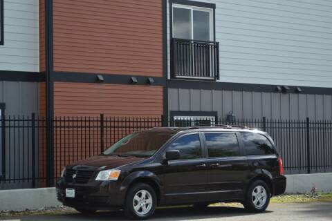2010 Dodge Grand Caravan for sale at Skyline Motors Auto Sales in Tacoma WA