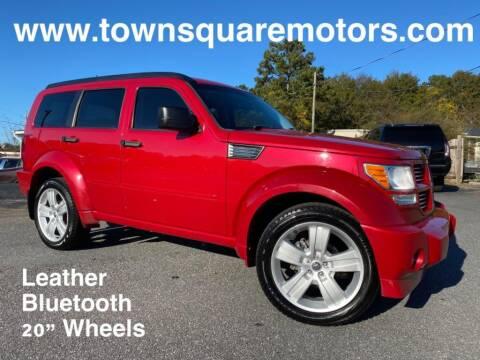2011 Dodge Nitro for sale at Town Square Motors in Lawrenceville GA