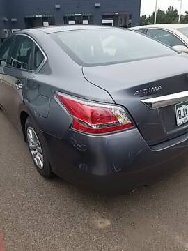 2015 Nissan Altima for sale at EMPIRE LAKEWOOD NISSAN in Lakewood CO