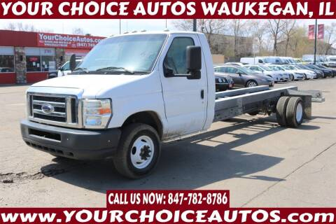 2011 Ford E-Series Chassis for sale at Your Choice Autos - Waukegan in Waukegan IL