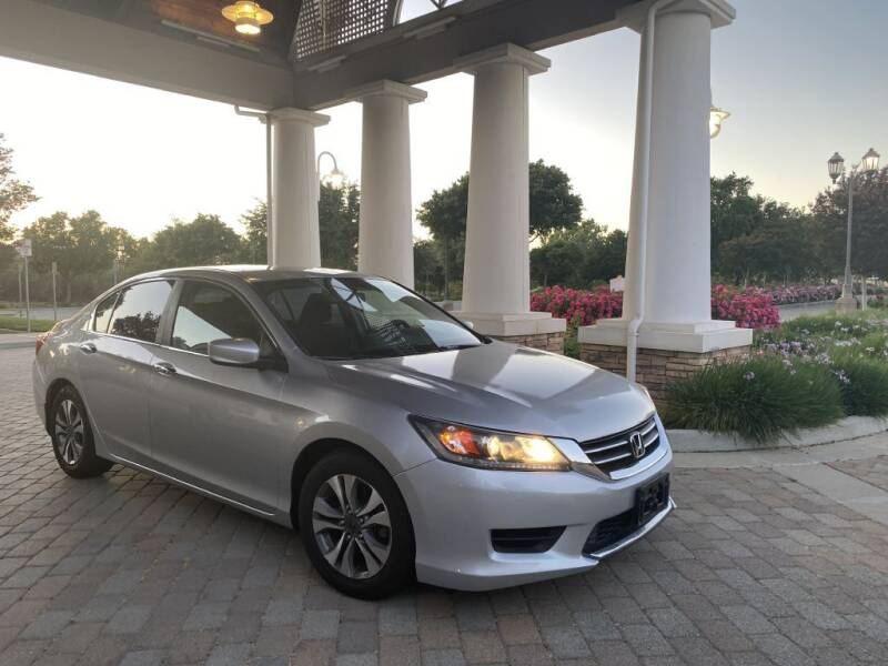 2013 Honda Accord for sale at CarSwitch Inc in San Ramon CA