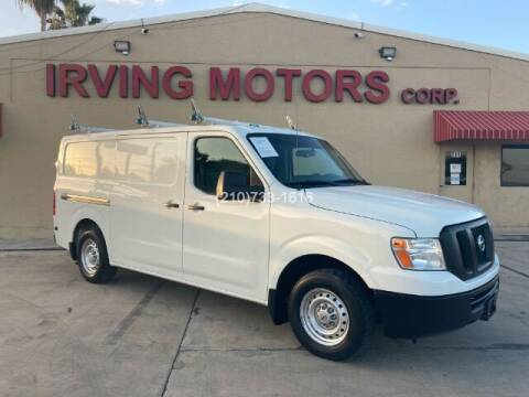 2017 Nissan NV Cargo for sale at Irving Motors Corp in San Antonio TX