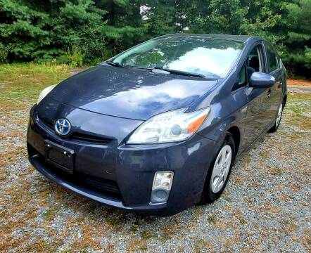 2010 Toyota Prius for sale at MEE Enterprises Inc in Milford MA