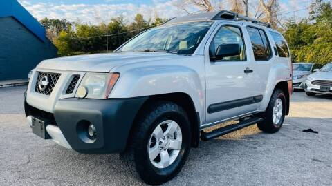 2011 Nissan Xterra for sale at Capital Motors in Raleigh NC