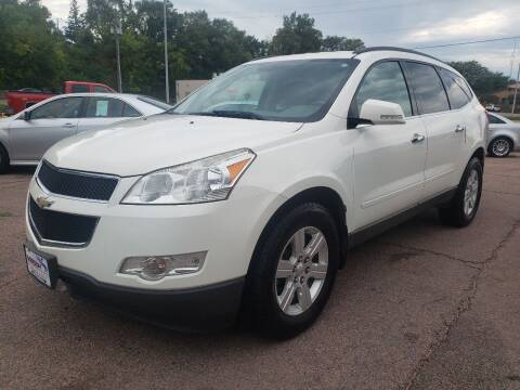 2012 Chevrolet Traverse for sale at Gordon Auto Sales LLC in Sioux City IA