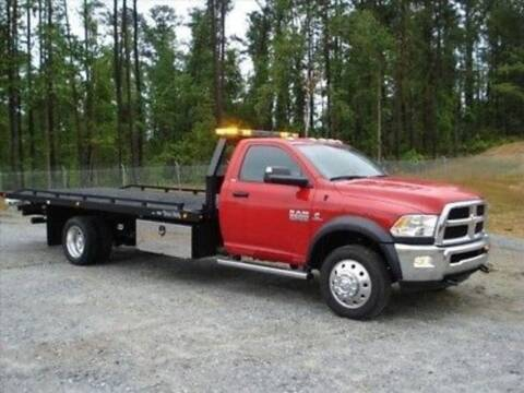 2018 RAM Ram Chassis 5500 for sale at Glory Auto Sales LTD in Reynoldsburg OH