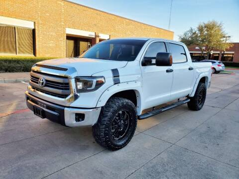 2014 Toyota Tundra for sale at DFW Autohaus in Dallas TX